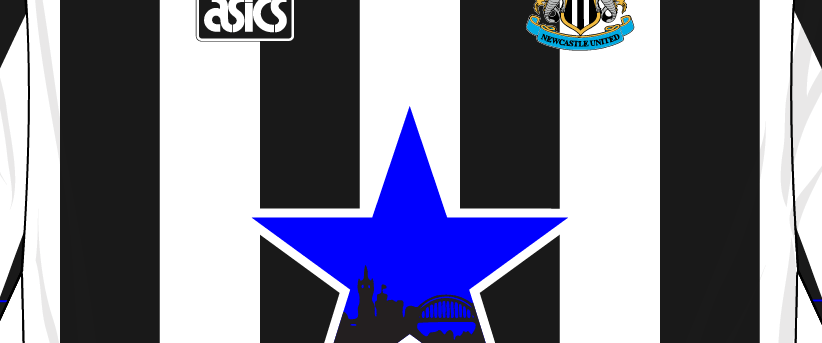 Newcastle-United-1993-1995-asics-home-kit-shirt-Newcastle-Brown-Ale-Breweries-Blue-Star