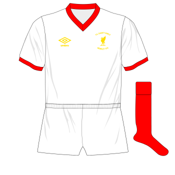 Liverpool-1976-Umbro-away-alternative-white-shorts-Charity-Shield-Southampton