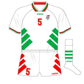 Bulgaria-adidas-1994-home-shirt-away-shorts-World-Cup-Mexico-01