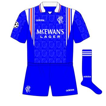 Rangers-adidas-1996-1997-home-shirt-Ajax-blue-shorts-01