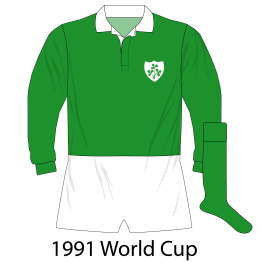 1991-Ireland-adidas-Three-Stripe-International-rugby-World-Cup-jersey