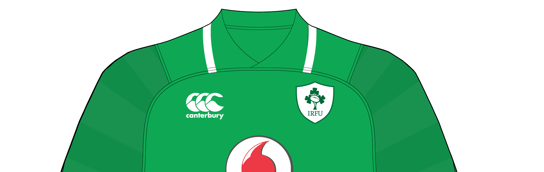 online store 0f8cb 3198d Ireland rugby jersey history, 1987-2017 – Museum of Jerseys
