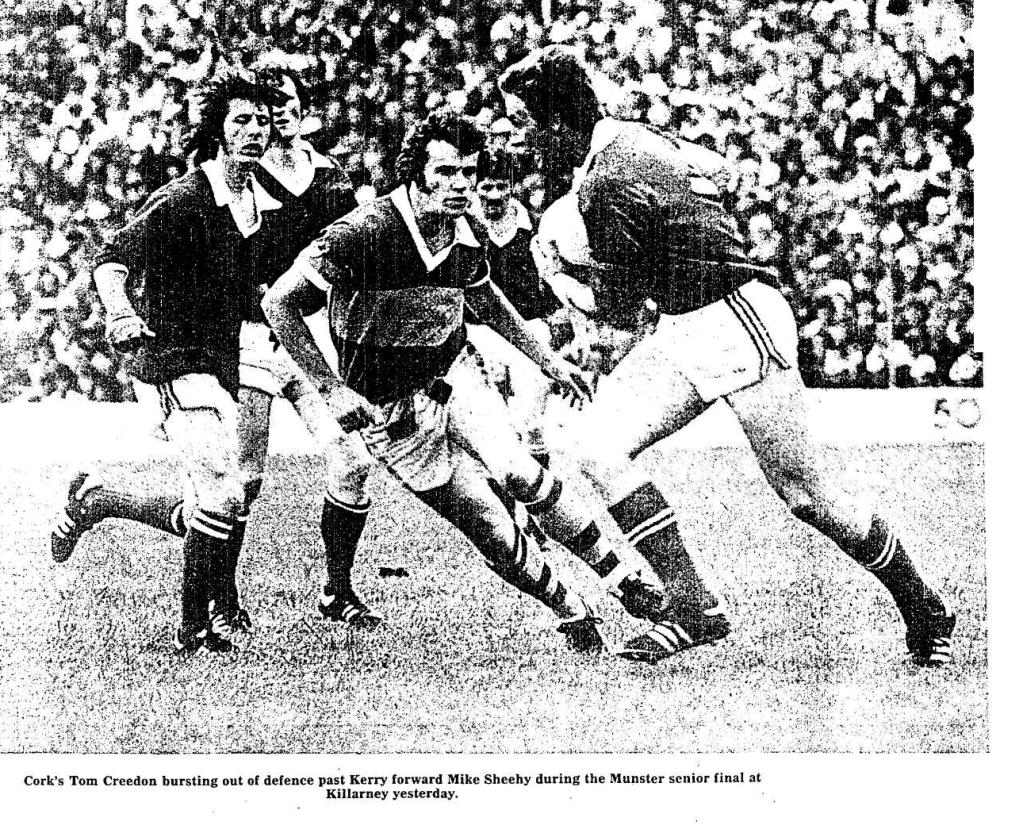 Cork Kerry 77