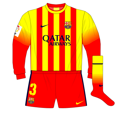 Nike-Barcelona-2013-2014-away-long-sleeves-Pique-01