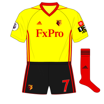 2017-2018-Watford-adidas-home-kit-red-socks-Bournemouth-01.png