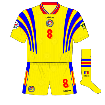 Romania-home-kit-adidas-Euro-96-France-flag-socks-01
