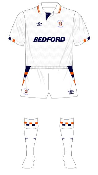 Luton-Town-1989-1990-Umbro-home-kit-white-shorts-Chelsea-Wimbledon-01