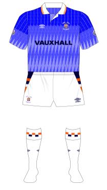 Luton-Town-1990-1991-Umbro-away-kit-white-shorts-socks-Derby-01