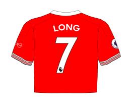 new styles 9b69c ead33 Southampton-2017-2018-alternative-home-shirt-back-Long-
