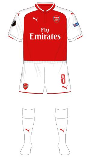 Arsenal-2017-2018-Puma-home-kit-white-socks-Europa-CSKA-01.png