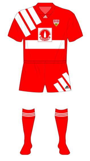 Stuttgart-1992-1993-auswartstrikot-rot-Leeds-01