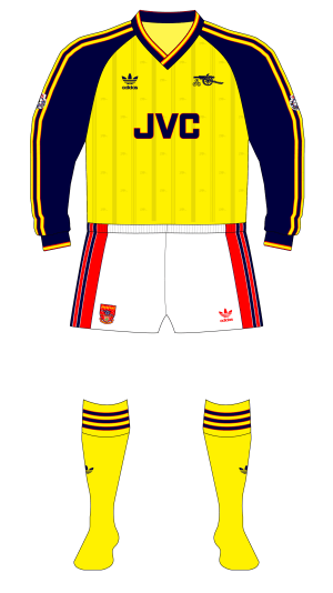 Arsenal-1990-1991-adidas-away-kit-white-shorts-Sunderland-Southampton-01