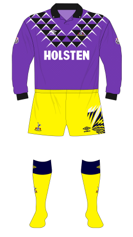 Tottenham-Hotspur-Spurs-1991-1992-Umbro-purple-goalkeeper-shirt-Sheffield-Wednesday-01