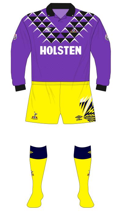 Tottenham-Hotspur-Spurs-1991-1992-Umbro-purple-goalkeeper-shirt-Sheffield-Wednesday-01
