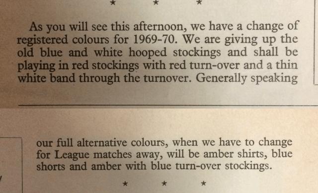 Arsenal 1969