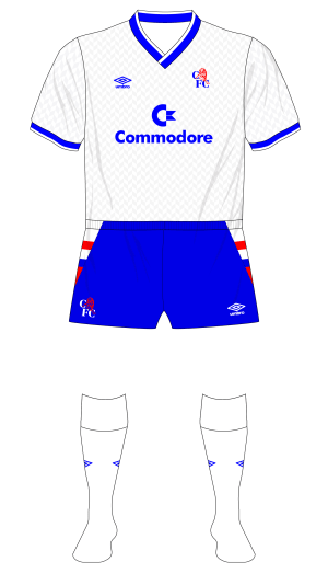 Chelsea-1990-1991-Umbro-third-white-shirt-blue-shorts-Everton-01