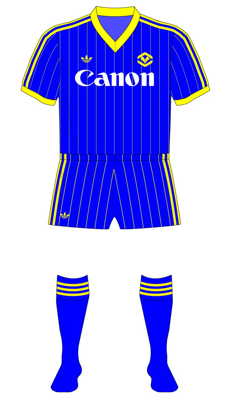 Serie A Classics – Hellas Verona, 1984-85 – Museum of Jerseys
