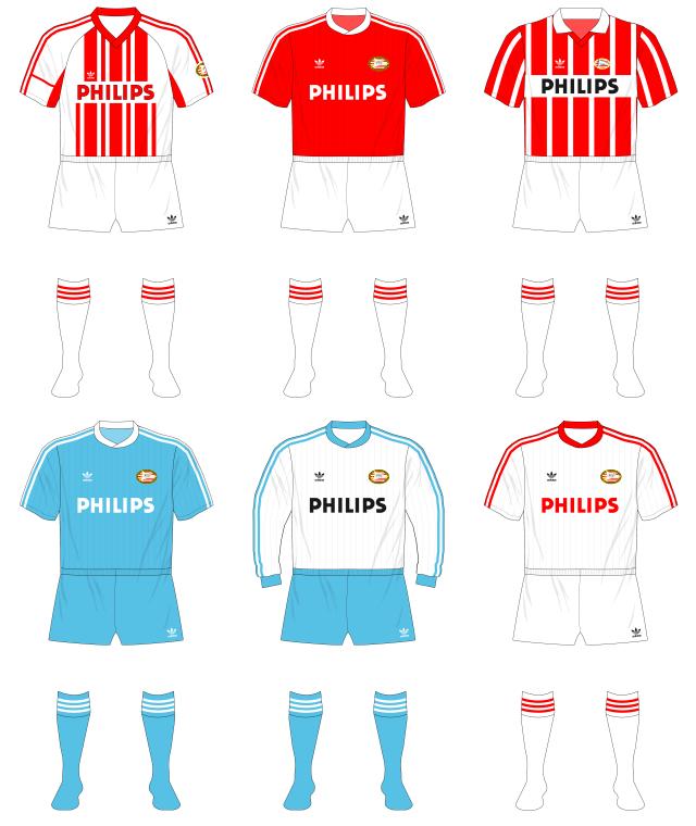 PSV-1989-1990-six-shirts-adidas