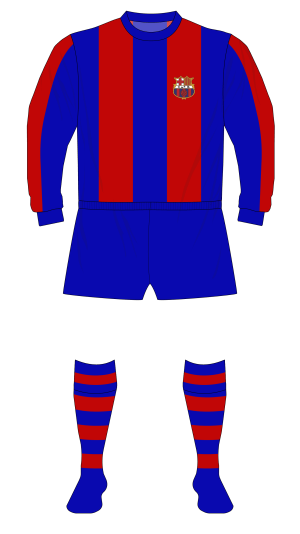 outlet store 2dafd f600a Midweek Mashup – Barcelona, 1966 – Museum of Jerseys