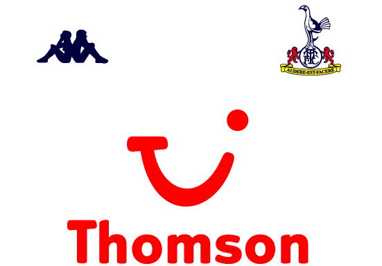 Season in kits - Tottenham Hotspur, 2004-05