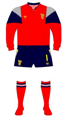 Scotland-1989-Umbro-red-goalkeeper-shirt-Leighton-Norway-01