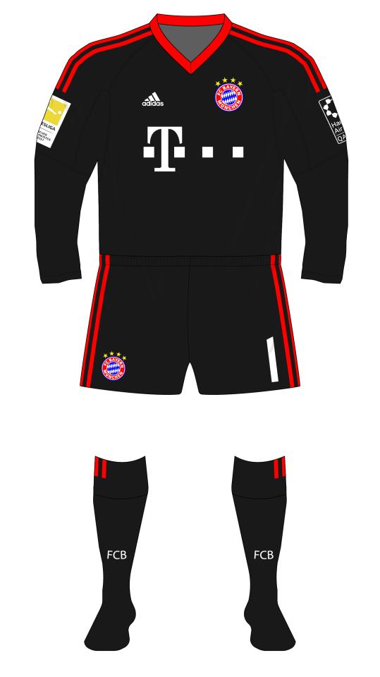 Bayern Triko