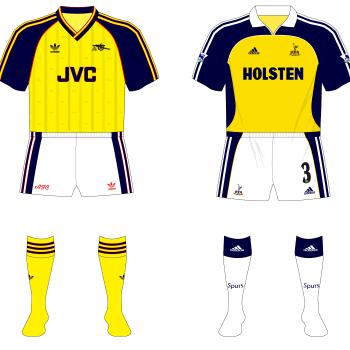 Arsenal-Tottenham-lookalike
