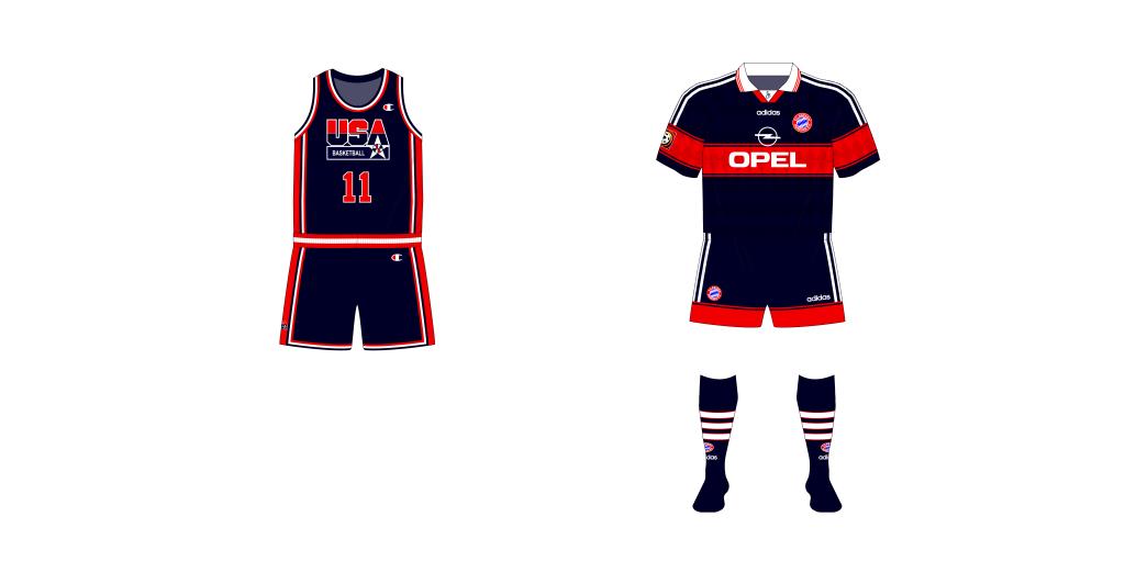 USA-Dream-Team-Bayern-trikot