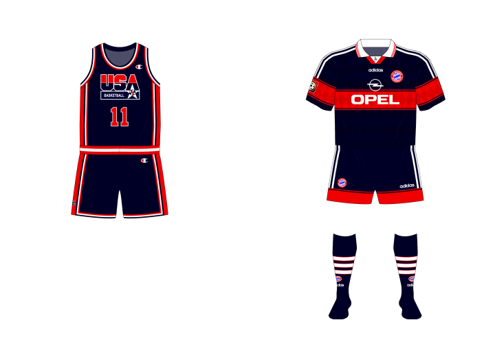 USA-Dream-Team-Bayern-trikot