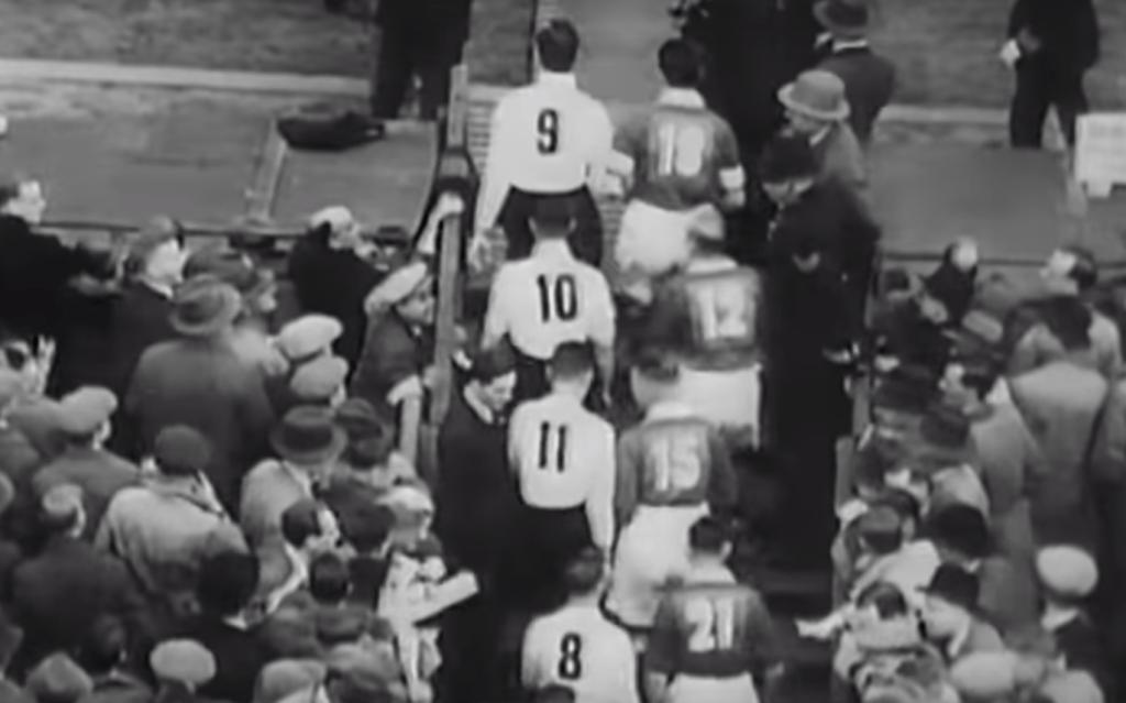 Everton 1933