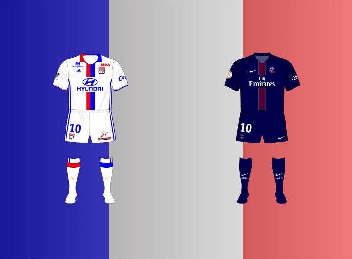 Lyon-PSG-poll