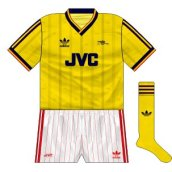 Change strip with home shorts
