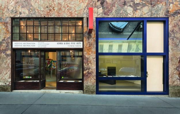 Gallery Facade