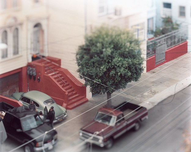 from: californication title: green car, san francisco