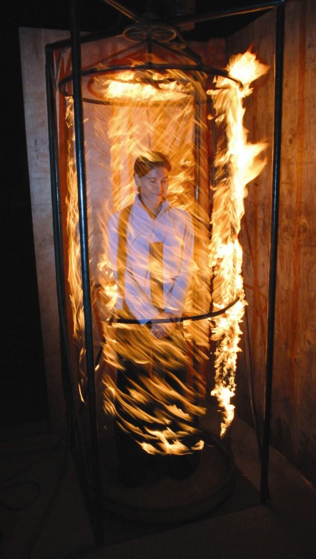 FireShower Kal Spelletich