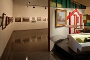 COPYRIGHT RICHARD WOTTON - Patea Museum interior 10