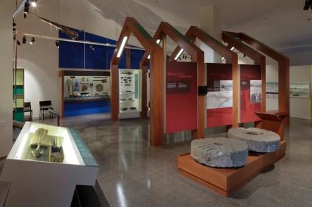 COPYRIGHT RICHARD WOTTON - Patea Museum interior 16