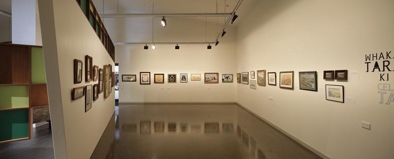 COPYRIGHT RICHARD WOTTON - Patea Museum interior 21