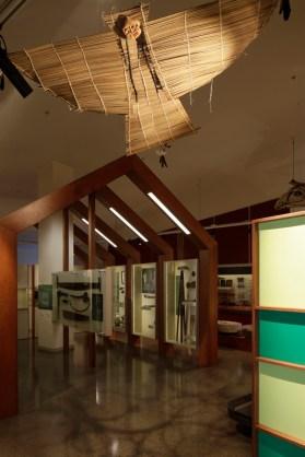 COPYRIGHT RICHARD WOTTON - Patea Museum interior 3