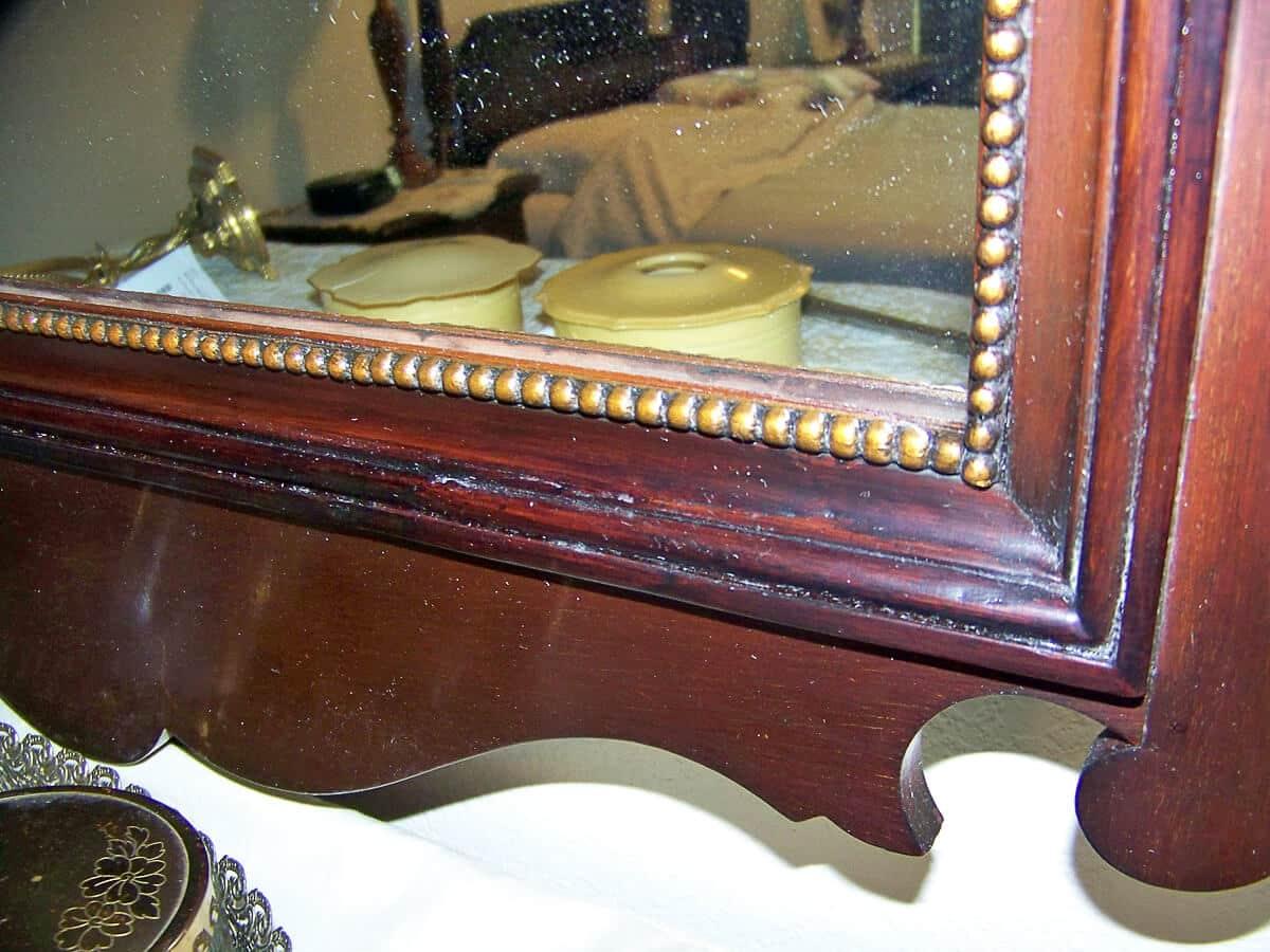 Antique Mirror Repair Museum Quality Restoration Services