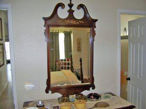 Antique Mirror Repair 08