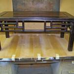 Chinese Rosewood Sitting Table