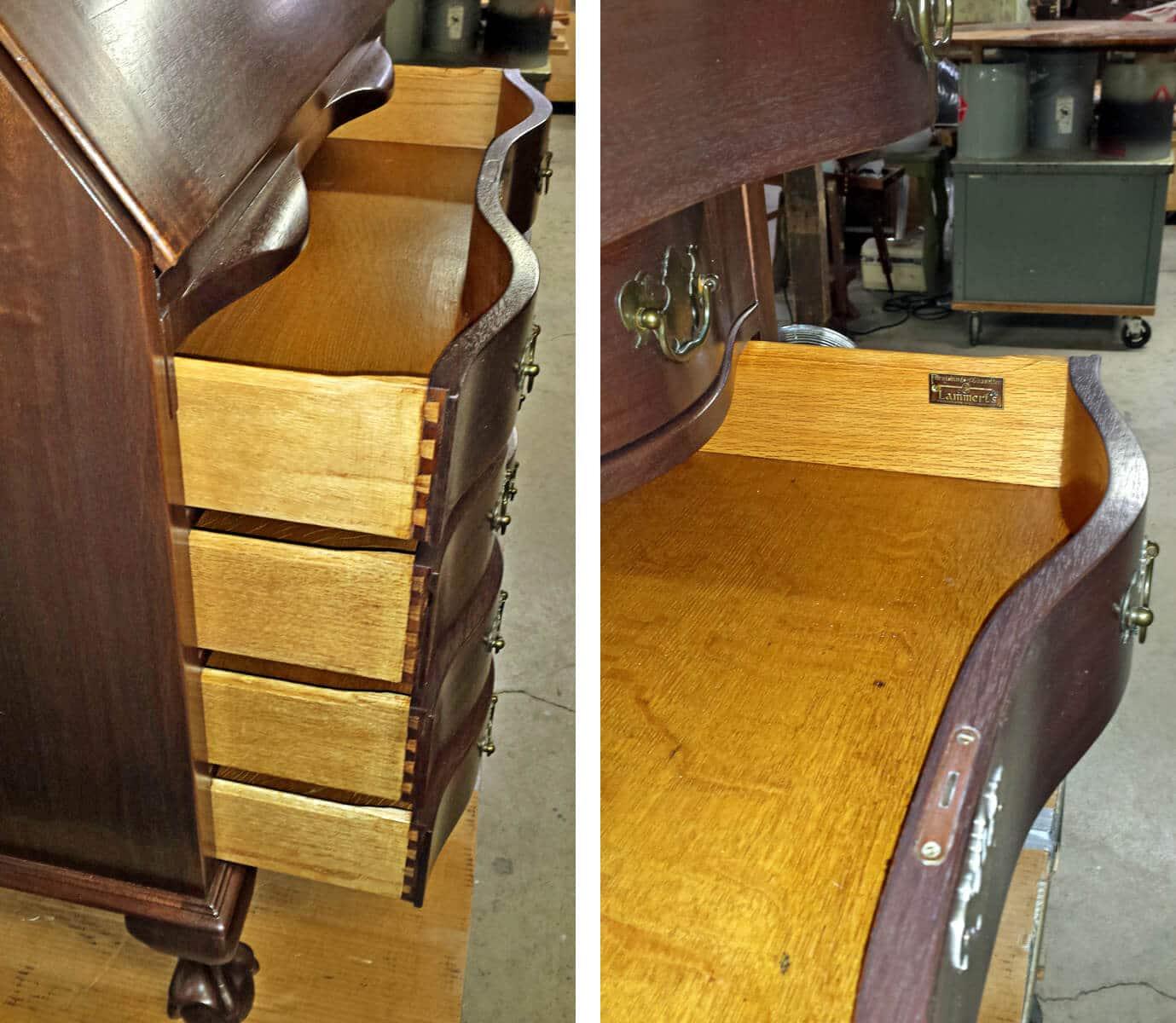 0000 Steel Wool For Sale: Refinish An Antique Secretary Desk