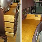 Restored Antique Secretary Desk 39