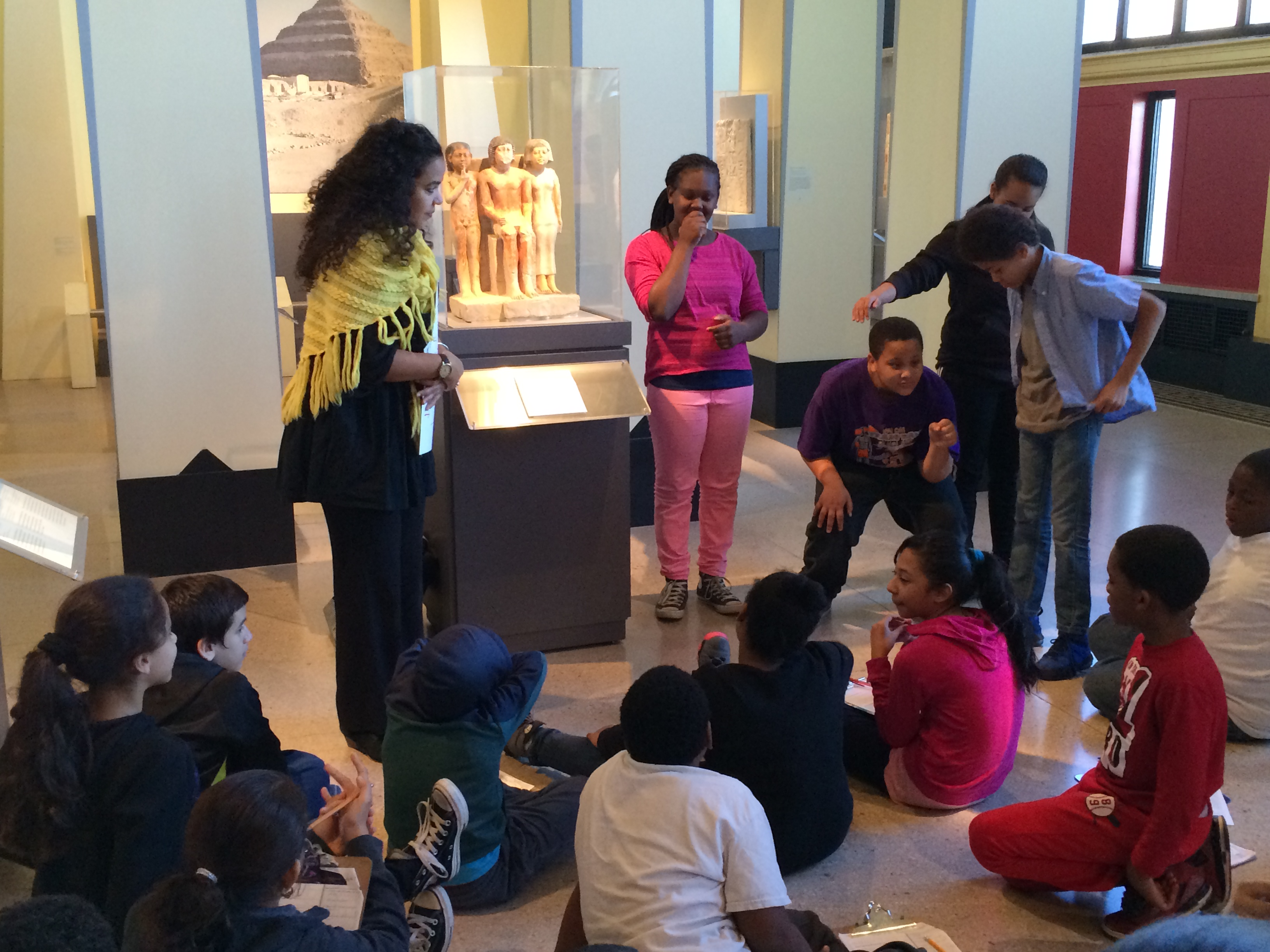 Schools And Museums Interview With Jody Madell