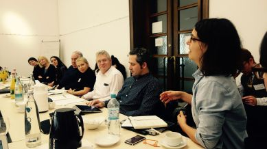 The two-day workshop presented an intimate and supporting space for open and engaging discussion on the role and responsibility of museums in the Anthropocene