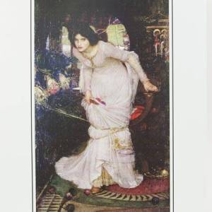 Lady of Shalott Print