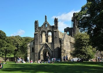 Link to Kirkstall Abbey page