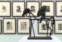 Museum Haus Konstruktiv – William Kentridge – The Nose