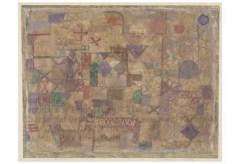 Zentrum Paul Klee – Paul Klee – Teppich der Erinnerung, 1914